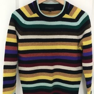 J Crew Supersoft Wool Sweater Size Small